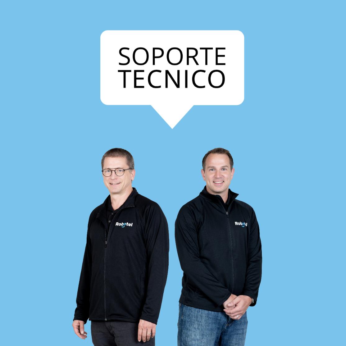 Soporte tecnico - Robotel