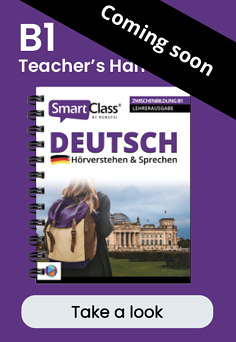 German Curriculum - B1