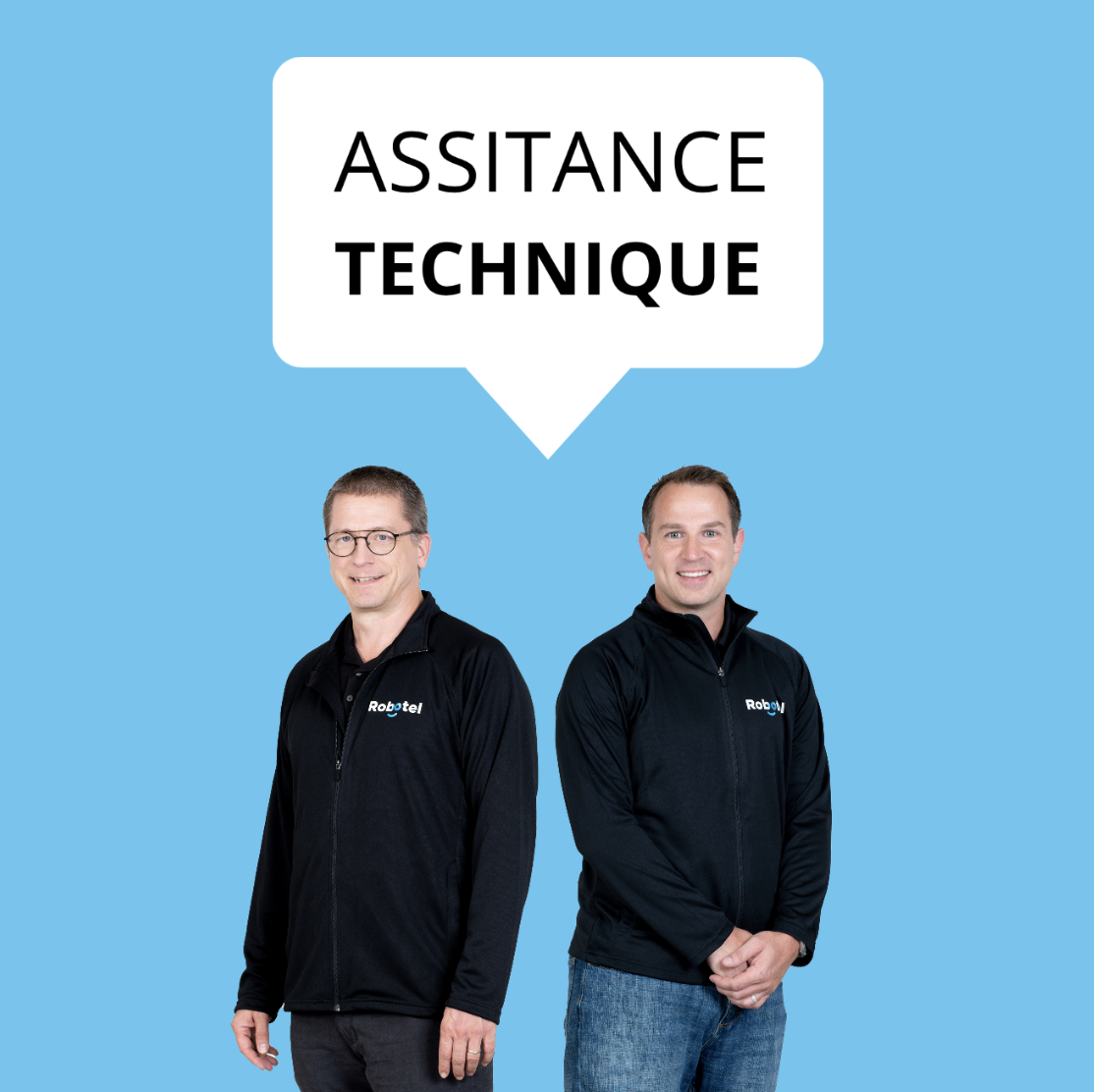 Assistance technique - Robotel