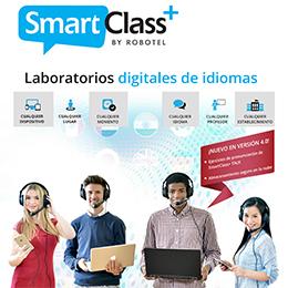 Folleto Laboratorios de idiomas SmartClass+