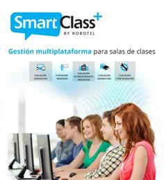 Folleto Gestión de aulas SmartClass+